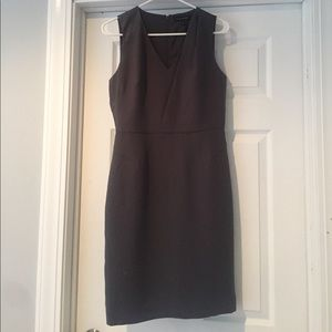 Dark grey Banana Republic dress size 4