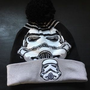 NWOT New Era Storm Trooper beanie