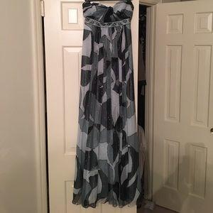 BCBG Ball Gown.
