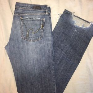 Citizens of Humanity Kelly 001 jeans size 32