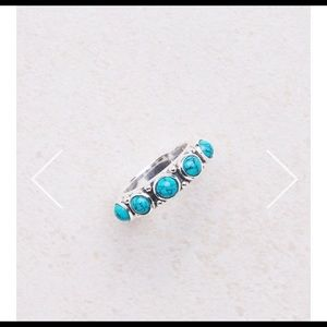 Spell Superbloom Turquoise Ring