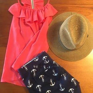 J. Crew Shorts - Nautical Design