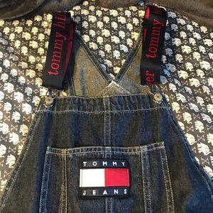 Tommy Hilfiger short overalls!
