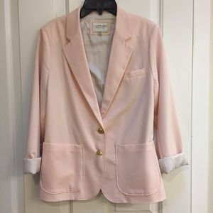 Pink Forever 21 Blazer