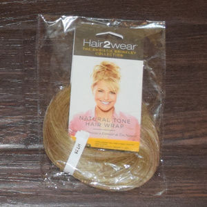 Hair2wear Christie Brinkley Natural Tone Hair Wrap