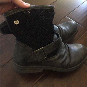 Cute little boots