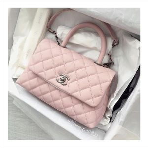 Pink Chanel Coco