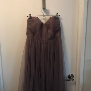 Lilac Jenny Yoo dress