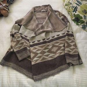 Blu Pepper Printed Sweater