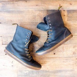 Dr. Martens Tehani Leather Air Wair Boots