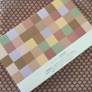 BNIP Sephora + Pantone Correct + Conceal Palette