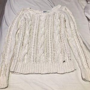 GARAGE cream sweater!
