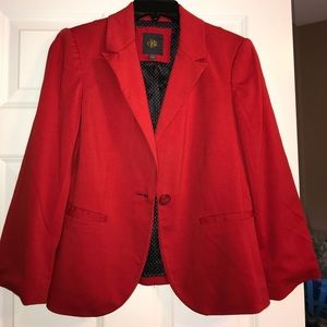 Outback red lined red blazer! Small!