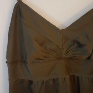 Banana Republic Heritage Collection silk