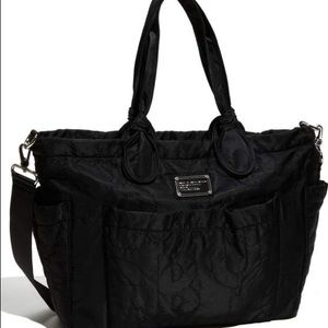 NWT Authentic Elizababy Marc Jacobs diaper bag