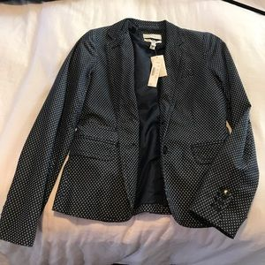 J. Crew Women's Blazer (Blue/White)