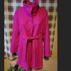 Old navy Size Small Stylish Pink coat like new