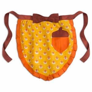 Disneyland Parks Chip and Dale Ladies Apron