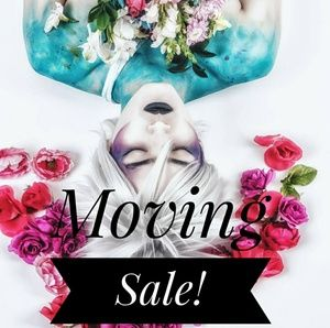 Other - 🖤MOVING SALE🖤