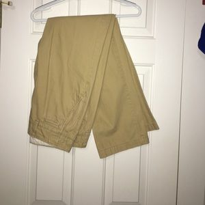 Men's American Eagle Original Straight Khaki Pants