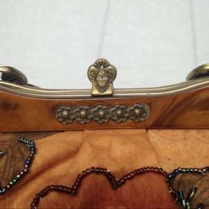 8eee27cf4e JNS Bags - JNS Vintage Style Beaded Purse