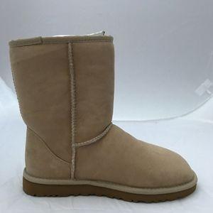 Classic Short UGG Boots-Sand