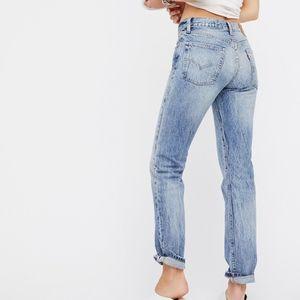 Levi's 501 Original Selvedge Cone Denim Jeans