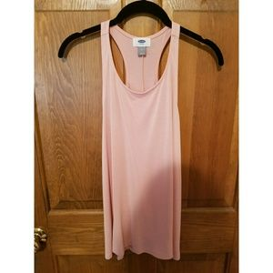 Old Navy Sueded Trapeze Tank