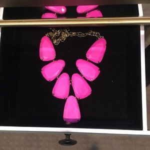 Discontinued Kendra Scott Pink Harlow