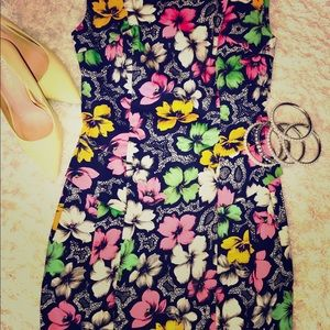 Dresses & Skirts - The French Connection flower dress