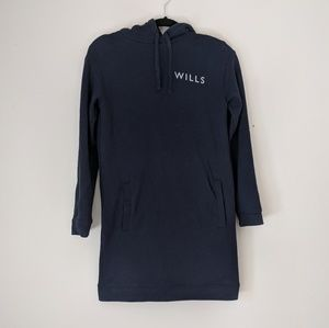 Jack Wills sweatshirt dress