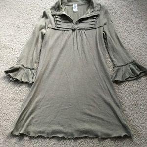 Free People cotton tunic/dress sz S
