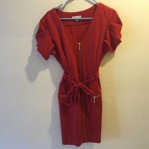 Dresses & Skirts - Zip up dress