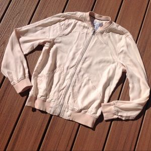 Kenneth Cole Moto Jacket Sz Small