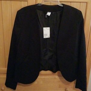 H&M NWT fitted blazer