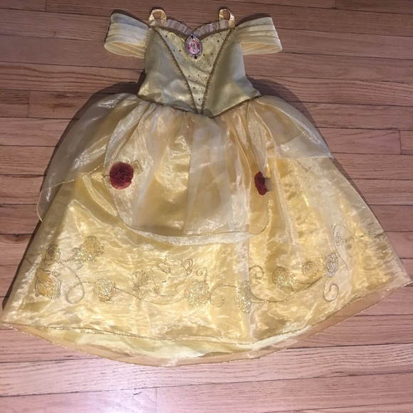 Disney Other   Belle From Beauty And The Beast Halloween Costume