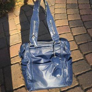 Rare Blue Shimmer See by Chloe Weekender Bag $400