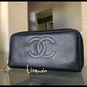 💯% Authentic Chanel Wallet 🌺