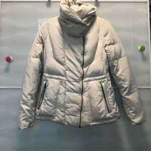 Zara down Coat
