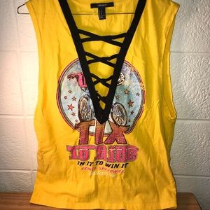 Forever21 Muscle Tee