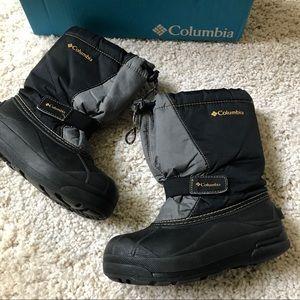 Columbia Winter Snow Boots Boy 1