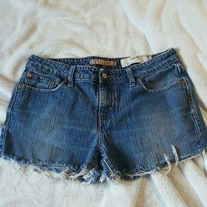 Levi's Jean shorts cutoffs