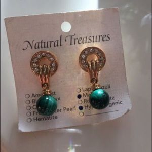 Natural treasures earrings
