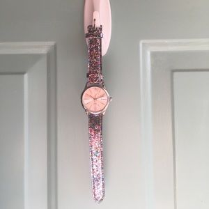 Avon Glitter Watch