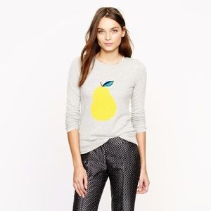 J. Crew Pear Sweater Size XS