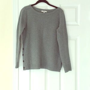 Madewell wool pinewood pullover sweater