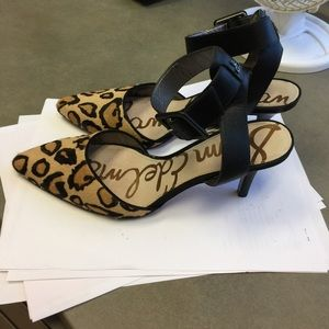 Sam Edelman shoes heels 👠 with strap open back