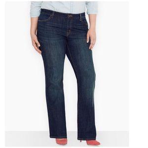 Levi's 590 BootCut Jeans