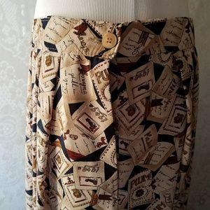 """VTG """"1949"""" skirt"""