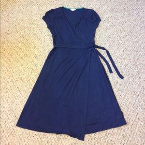 Boden Jersey Wrap Dress